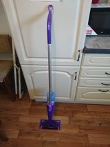 Swiffer Wet Jet + bottle in Belleville, Illinois