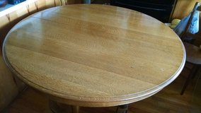 Solid Wood Table in Camp Lejeune, North Carolina