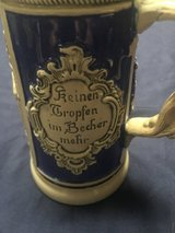 Nice German Beer Stein in Fort Polk, Louisiana