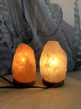 Himalayan Sea Salt Lamps ( 2 for 1) in Jacksonville, Florida