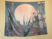 Wall Tapestry 78 in x 65in in Jacksonville, Florida