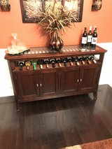 Accent wine cabinet in Byron, Georgia