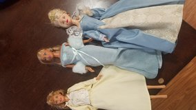 3 barbie dolls in Hinesville, Georgia