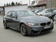 2015 BMW M3 in Hohenfels, Germany