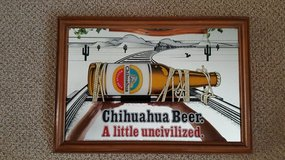 Beer Sign in Chicago, Illinois