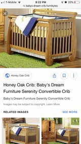 Baby Crib in Travis AFB, California