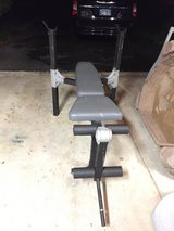 Weight Bench - No weights included in Bolingbrook, Illinois