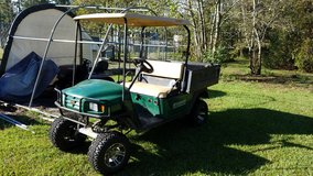 Golf Cart - Gas Powered EZ-Go 1200LX WorkHorse in Camp Lejeune, North Carolina
