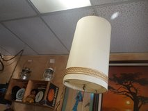 Mid Century hanging lamp in Travis AFB, California