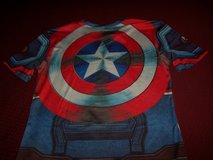 Men's Captain America Tshirt in Conroe, Texas