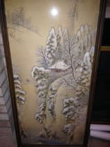 silk framed print from japan in Chicago, Illinois