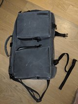 Camsafe Z14 anti-theft camera and tablet cross body pack in Stuttgart, GE