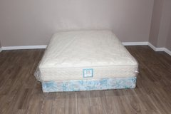 sealy posturepedic mattress- (queen size) in Spring, Texas