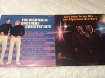 Record/LPs: Righteous Brothers in Byron, Georgia