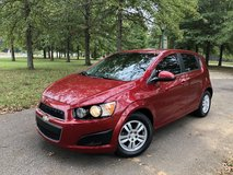 2013 chevrolet sonic lt hatchback 4 doors 4-cylinders 1.8 liter in Fort Campbell, Kentucky