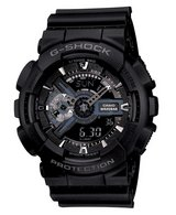 Casio G-Shock GA-110 Watch w/ warranty and operating manual Field/Military in Lackland AFB, Texas