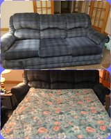 Couch in Fort Hood, Texas