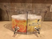 New split beverage dispenser in Conroe, Texas