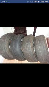 4 New Tires & 4 Ford Rims in Dothan, Alabama