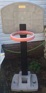 Basketball Hoop in Norfolk, Virginia
