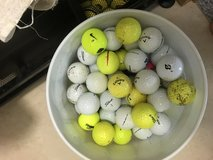 Golf balls—Titleist, Callaway, Nike, Bridgestone in Okinawa, Japan