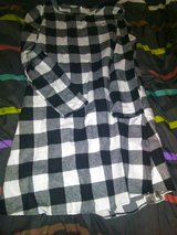 Checkered long sleeve dress -XL in Camp Lejeune, North Carolina