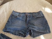 Ladies/ girls denim shorts in Colorado Springs, Colorado