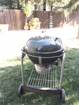 Weber Performer Deluxe in Vacaville, California