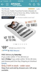 Travel Bed Portable in Vacaville, California
