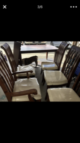 Table with chair 6 people in Travis AFB, California
