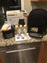 NEW Medela pump in style advanced in Vista, California
