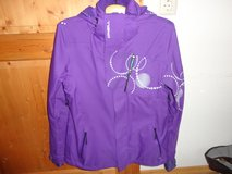 SKI SNOWBOARD JACKET women size M/ L lots of extras TOP QUALITY and SAFETY features in Ramstein, Germany