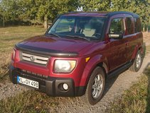 2008 Honda Element EX 4WD in Ramstein, Germany