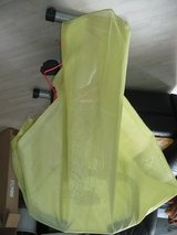 "curtains light green 1 pair 55""x55"" like new $7 in Stuttgart, GE"