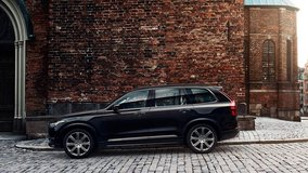2019 Volvo XC90 in Spangdahlem, Germany