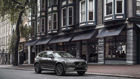 2019 Volvo XC60 in Spangdahlem, Germany