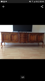 Antiuqe Chippendale Sideboard in Ramstein, Germany