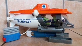 Playmobil Research Submarin with motor drive - great condition! in Spangdahlem, Germany