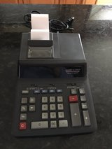 Casio Printing Calculator in St. Charles, Illinois