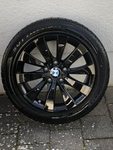 BMW Winter Tires And Rims (Runflats) in Ramstein, Germany