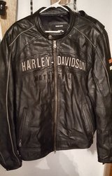 Genuine leather jackets Harley Davidson in Baumholder, GE