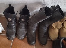 Harley Davidson boots men's and womens in Ramstein, Germany