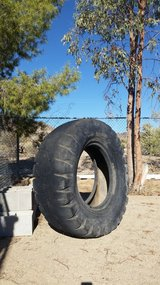 CrossFit Tire in Yucca Valley, California