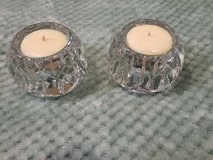Home Interior crystal votive holders in Conroe, Texas