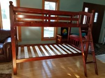 Bunk bed in Lockport, Illinois