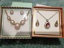 New necklace and earring sets in Conroe, Texas