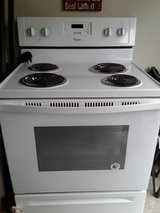 New Whirlpool Stove in Baytown, Texas