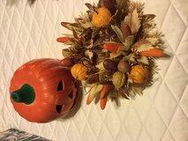 Pumpkin in Alamogordo, New Mexico