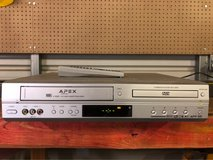DVD / VCR COMBO APEX in Conroe, Texas