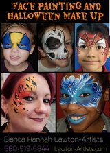 Are you ready for Halloween in Lawton, Oklahoma